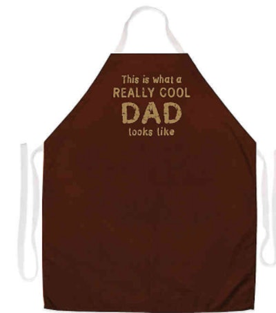 """Really Cool Dad"" Apron"