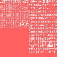 A hacker is extracting long-dead fonts from classic computers