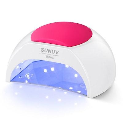 SUNUV 48W UV/LED Nail Lamp