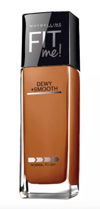 FIT ME! Dewy + Smooth Foundation Tan Shades