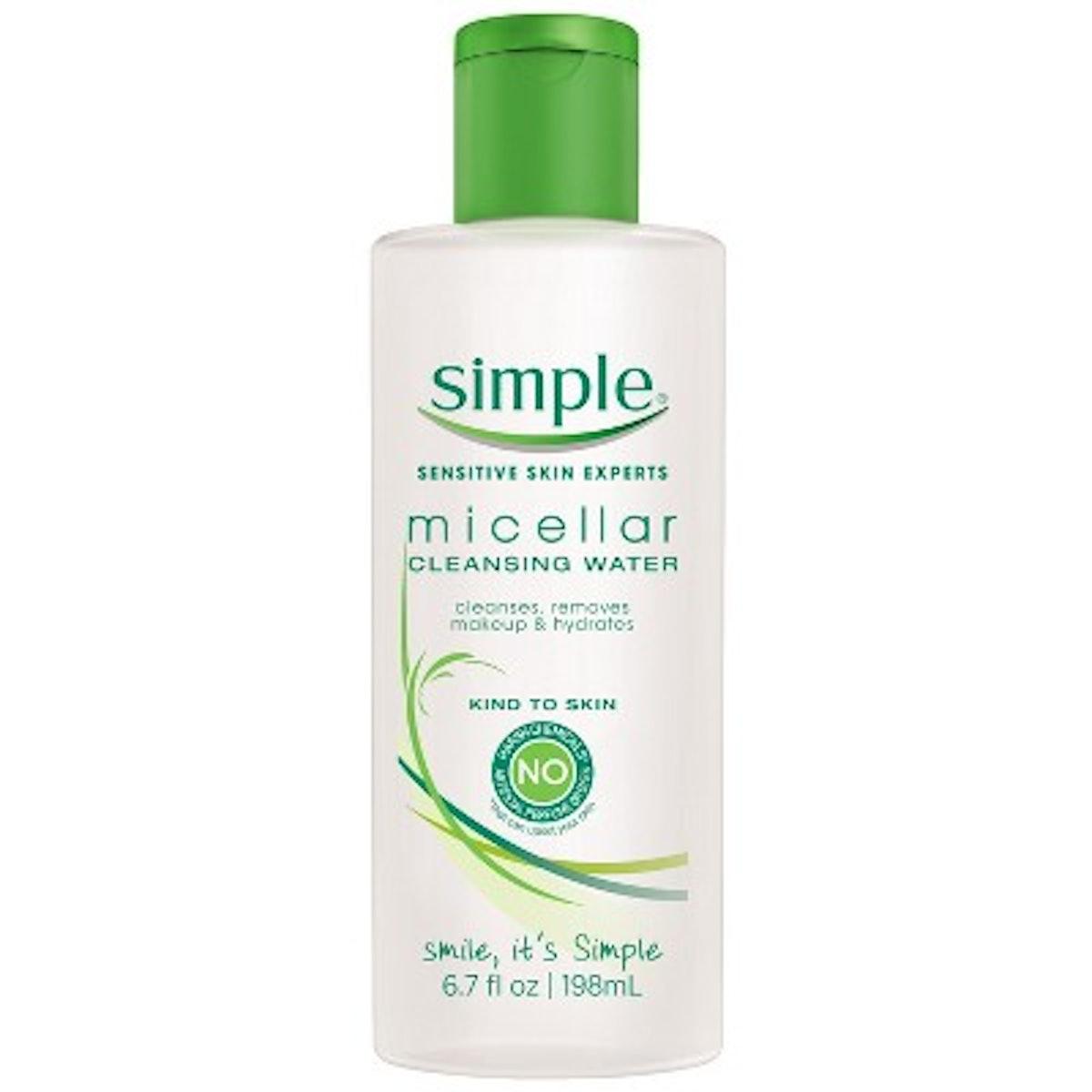 Micellar Cleansing Water