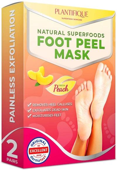 Exfoliating Foot Peeling Mask