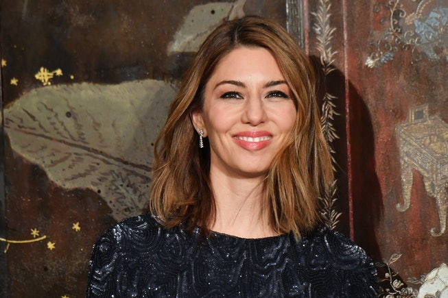 Sofia Coppola attends the photocall of the Chanel Metiers d'art 2019-2020 show at Le Grand Palais on December 04, 2019 in Paris, France.