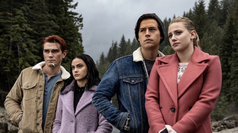 'Riverdale' Showrunner Teases A Season 5 Time Jump For Archie & Co.