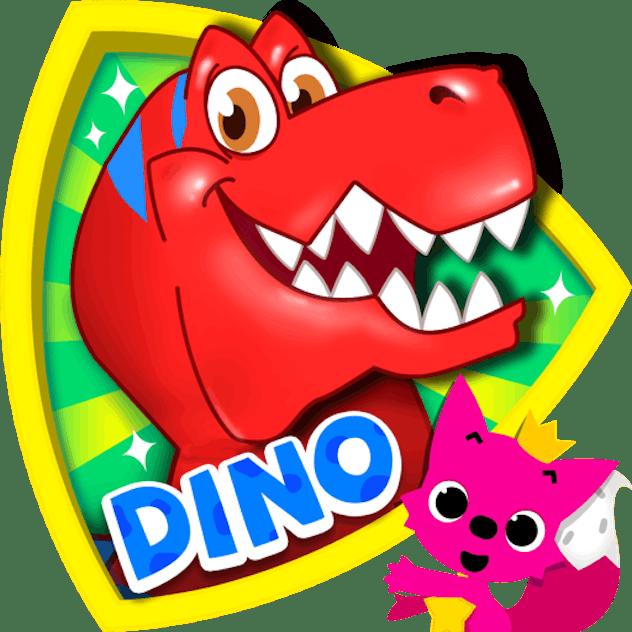 PINKFONG Dino World Kindle app