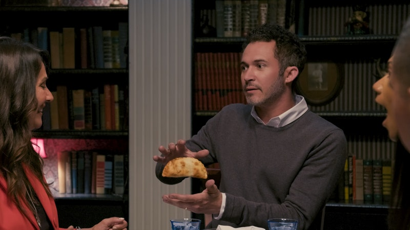 JUSTIN WILLMAN in Episode 7 of 'MAGIC FOR HUMANS' Season 3