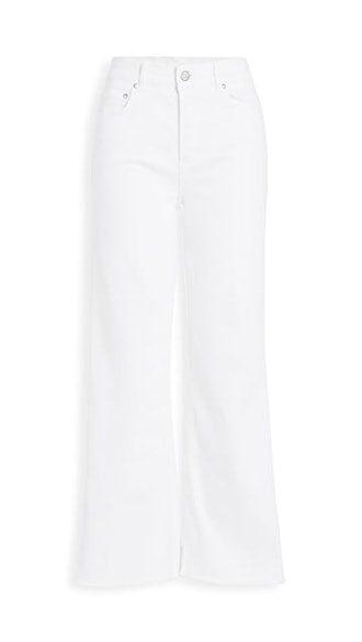 The Mikey High Rise Comfort Stretch Wide Leg Jeans