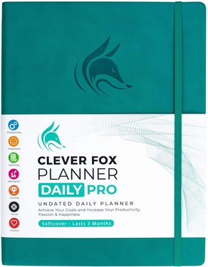 Clever Fox Daily Planner
