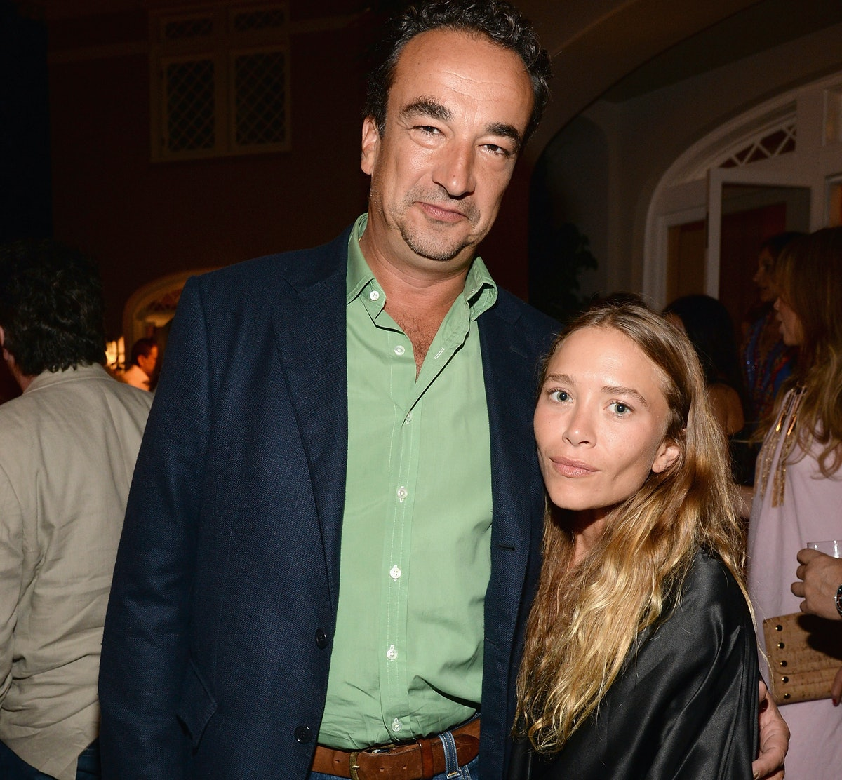 Mary Kate Olsen and Oliver Sarkozy's relationship timeline includes rare public outings.