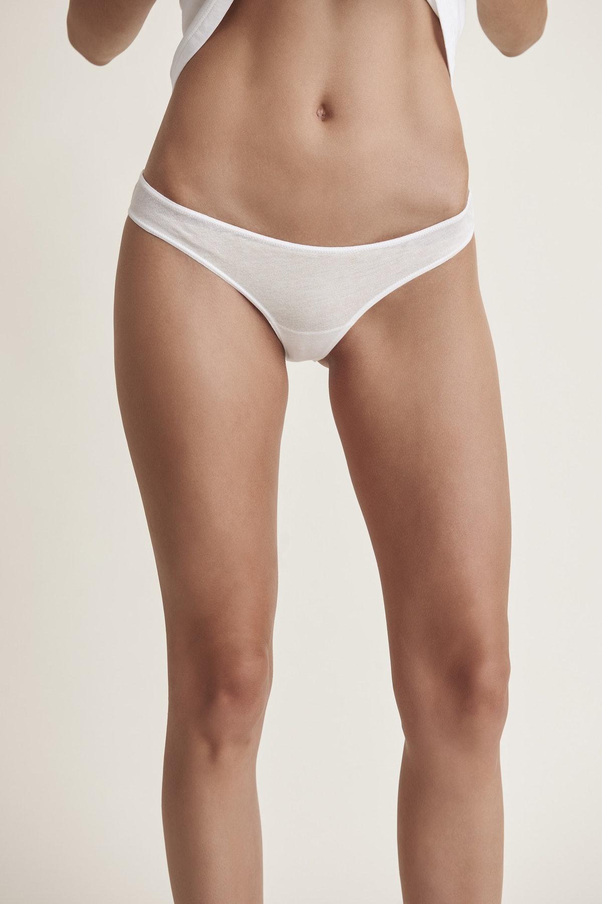 Basic Organic Bikini