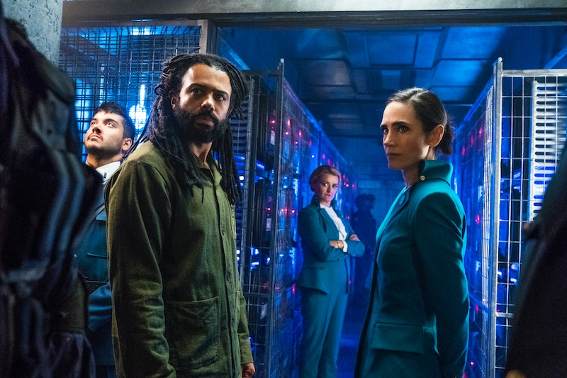 Jennifer Connelly & Daveed Diggs star in TNT's 'Snowpiercer'