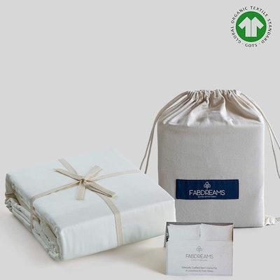 Fabdreams Organic Cotton Sheet Set (Full)