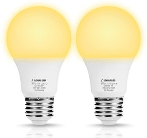 LOHAS LED Sleep Aid Night Light Bulbs