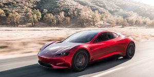 Musk Reads: Tesla Roadster rocket add-ons