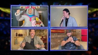 The American Idol Judges