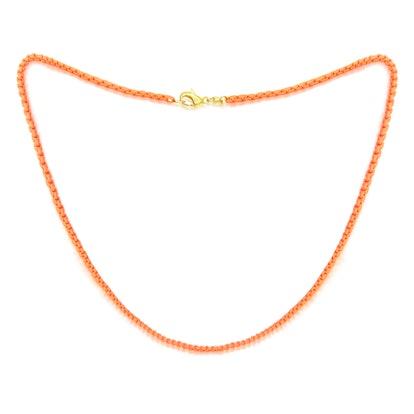 Orange Neon Chain