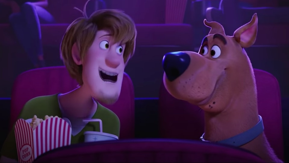 The new animated Scooby Doo origin story, 'SCOOB!', will be available to stream starting on Friday, May 15.