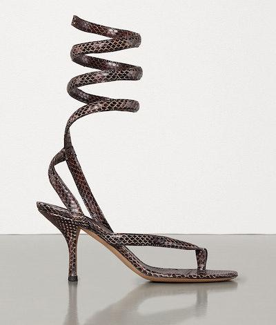 Spiral Sandals