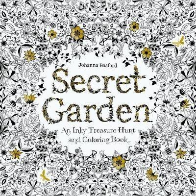 'Secret Garden: An Inky Treasure Hunt'