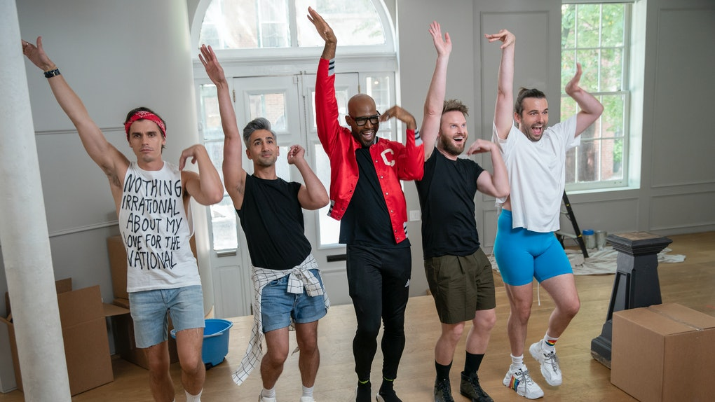 'Queer Eye' is coming back to Netflix