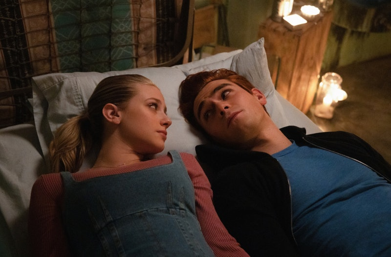 Betty and Archie 'Riverdale'