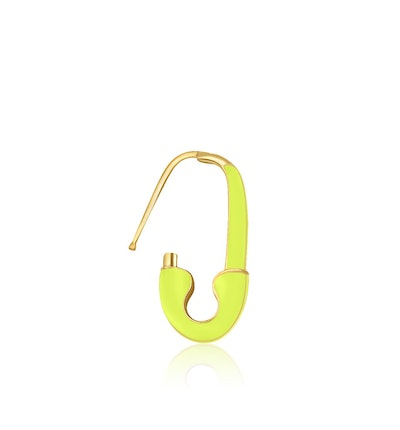 Yellow Joint Safety Pin