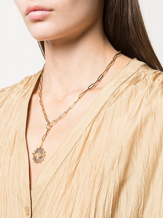 18kt Yellow Gold 20 Inch Necklace