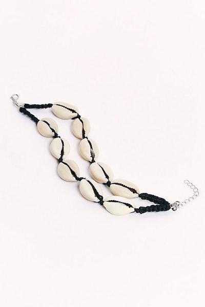 Shell Line Bracelet