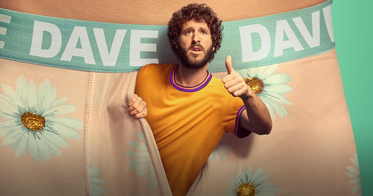 Dave' Season 2 Poster