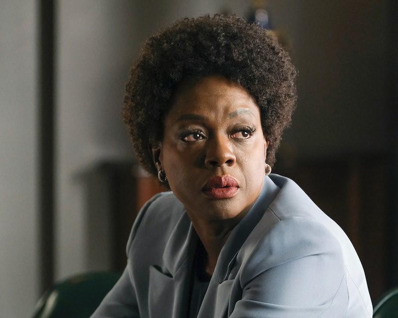 Viola Davis as Annalise Keating in 'HTGAWM'