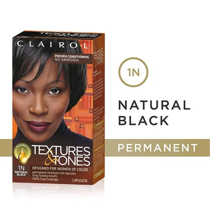 Clairol Professional Texture and Tones Permanent Hair Color