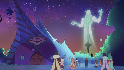 Horde Prime in She-Ra and the Princesses of Power is the big bad of Season 5.