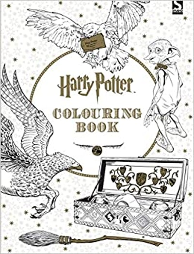 'Harry Potter Colouring Book'