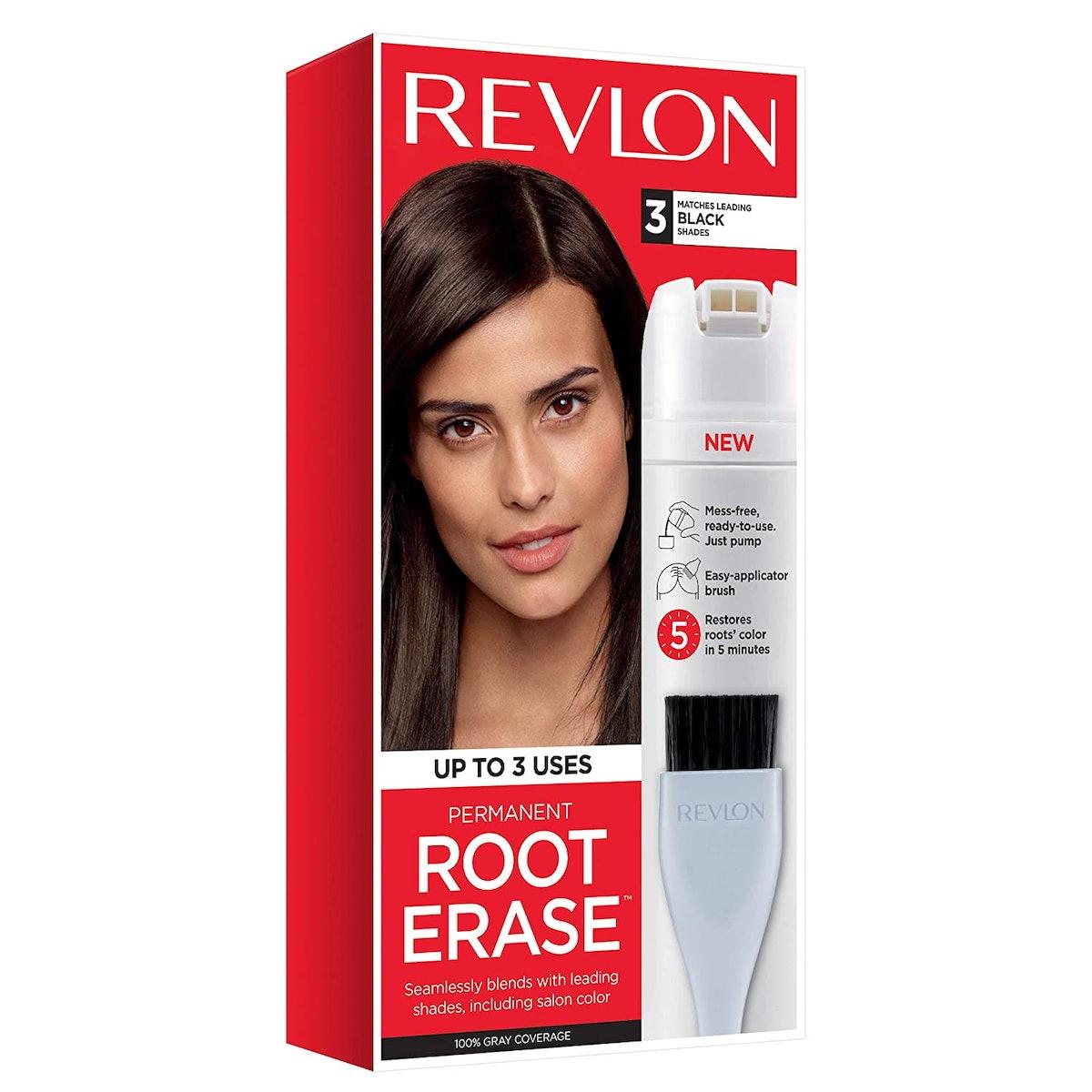 Revlon Root Erase Permanent Hair Color
