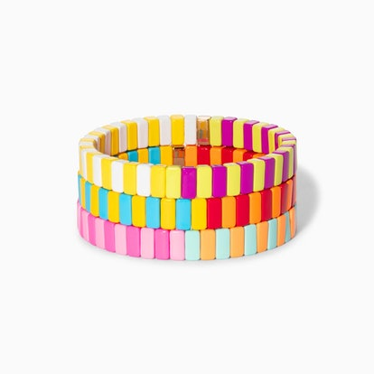 Half-and-Half Bracelet
