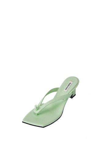 Flip-Flop Heel Mint