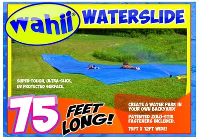 Wahii Water Slide, 75-Foot