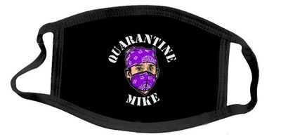 Quarantine Mike Mask