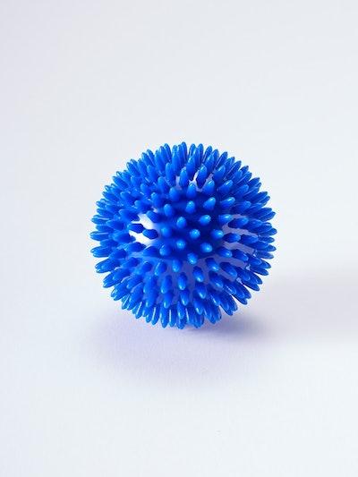 Yogamatters Spiky Massage Ball Blue Large