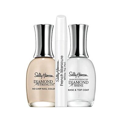 Sally Hansen Diamond Strength French Manicure Pen Kit