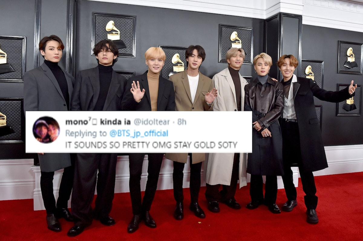 """The sneak peek of BTS' new single """"Stay Gold"""" has ARMYs freaking out."""