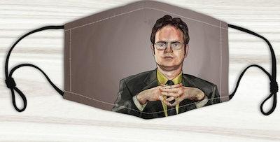 Dwight Reusable Mask