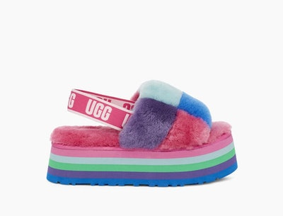 Ugg Disco Checker Slide