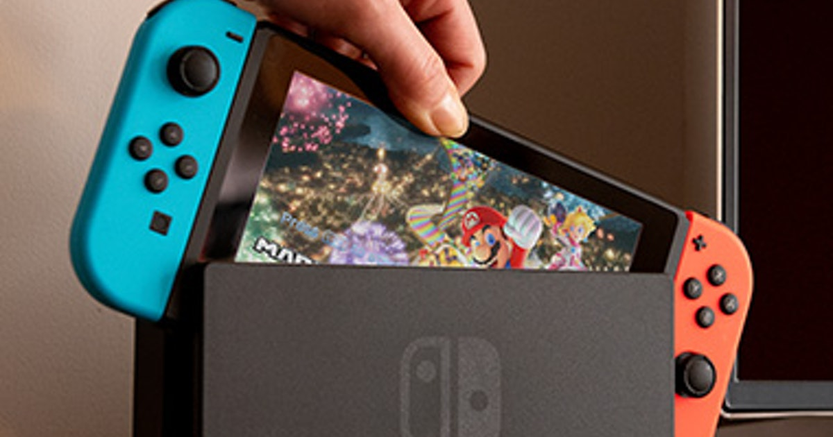 5 best Switch games for Nintendo newcomers - Inverse