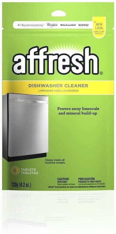 Affresh Dishwasher Cleaner (1 Pack)