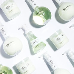 NatureLab. Tokyo's new Perfect Repair Leave-In Treatment is the antidote to dry, damaged, color-trea...