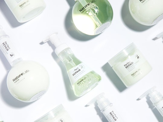 NatureLab. Tokyo's new Perfect Repair Leave-In Treatment is the antidote to dry, damaged, color-treated hair