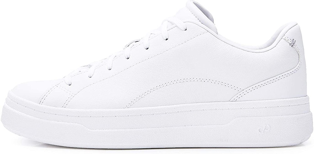 CARE OF by PUMA Women's Leather Platform sneakers