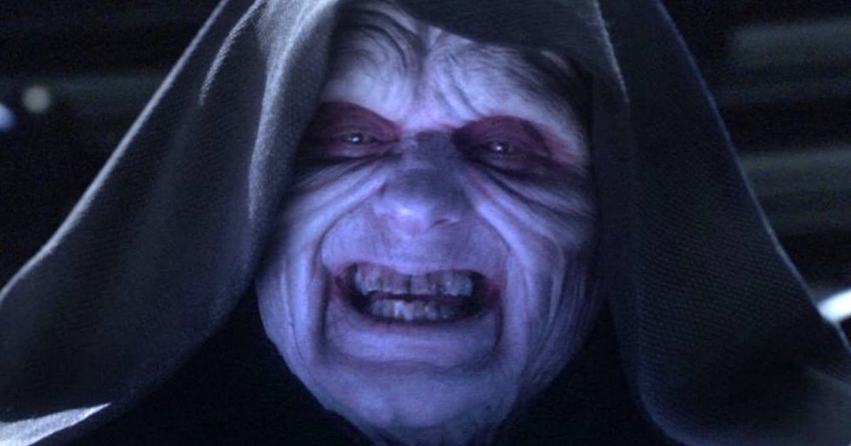 1,200+ Star Wars fans answer our biggest questions about Emperor Palpatine