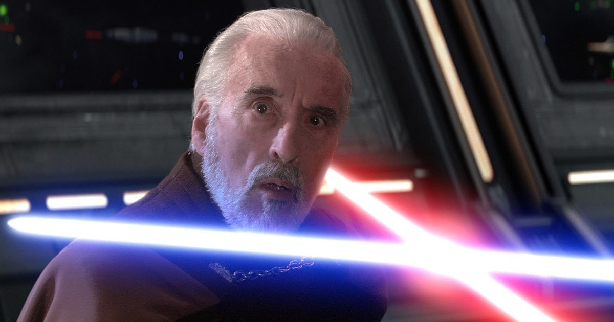 Count Dooku is the Disney+ Star Wars spinoff we deserve
